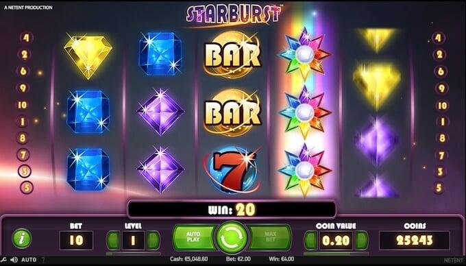 slot Starburst